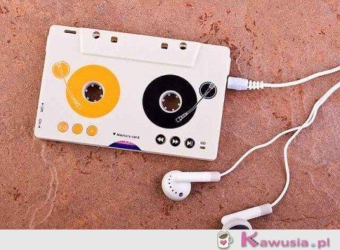 Odtwarzacz mp3 jak kaseta
