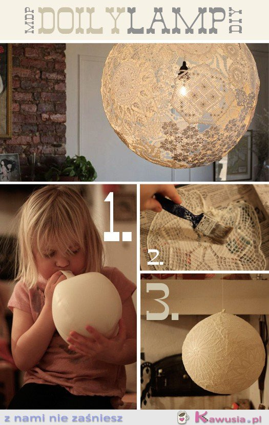Pomysł na lampe