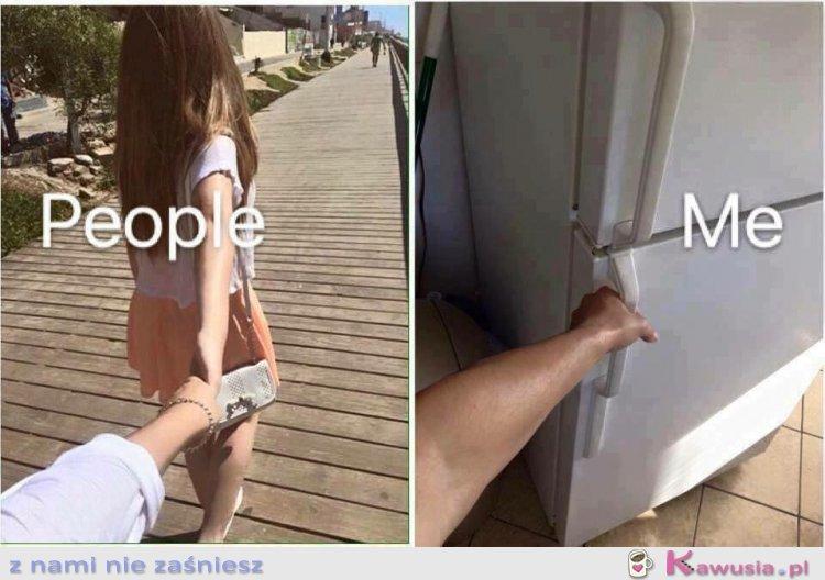 Normalni ludzie vs ja