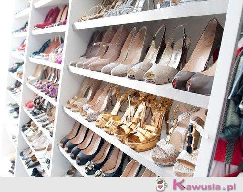 Chcę taką garderobę
