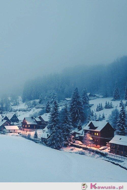 Pi�kna zima