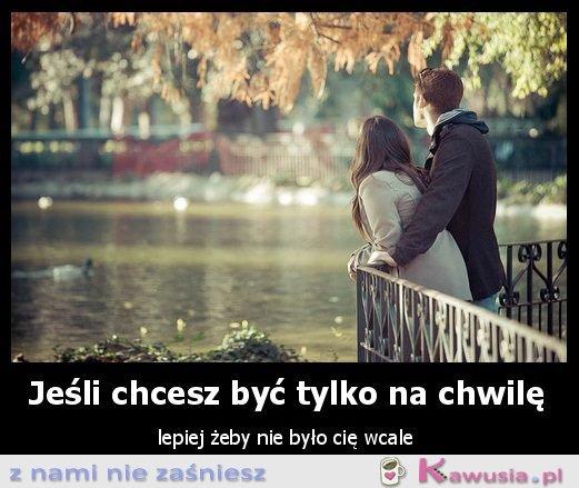 Bądź na zawsze...