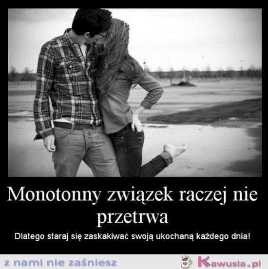 Monotonny związek