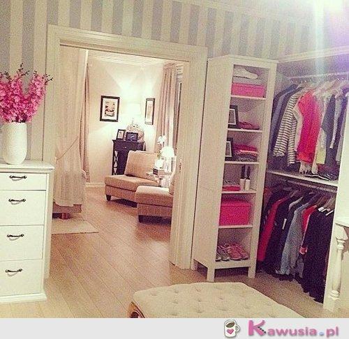 Garderoba marzenie