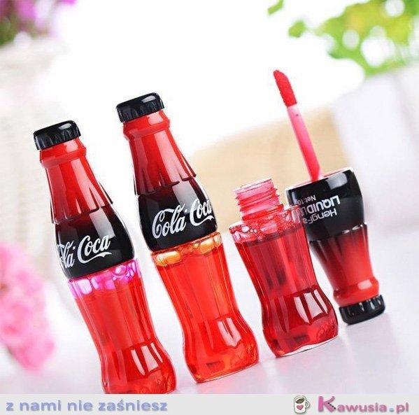 Makija� z coca-cola