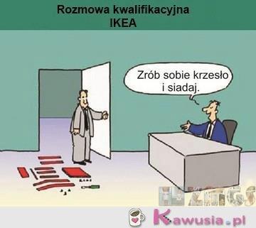 Rozmowa kwalifikacyjna IKEA