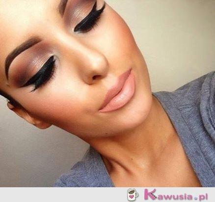 Piękny make-up