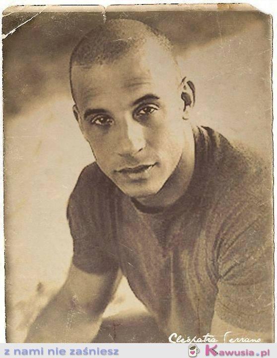 Młody Vin Diesel
