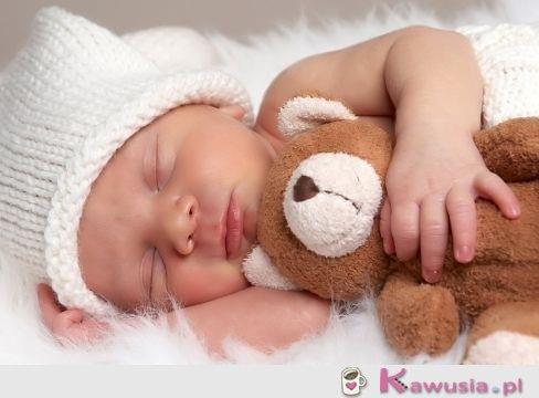 Słodko śpi