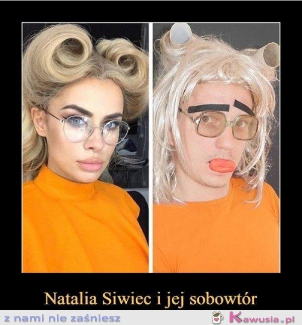 Natalia Siwiec ma sobowtóra