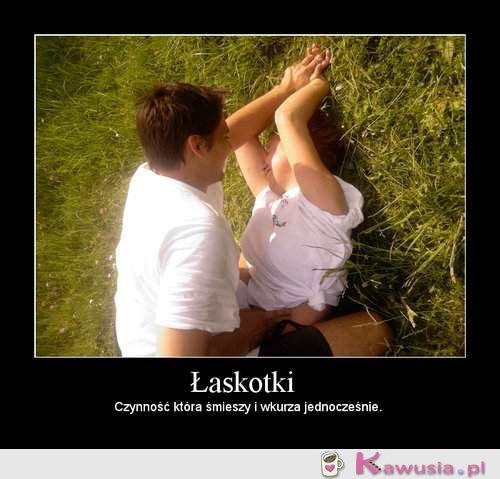 Łaskotki