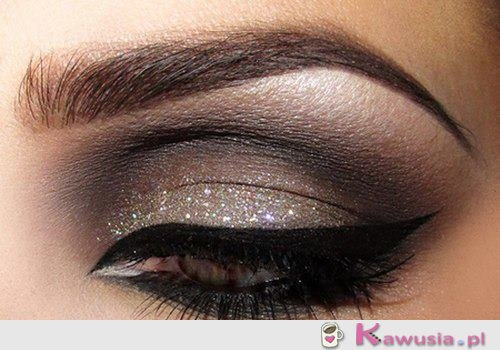 Piękny makeup