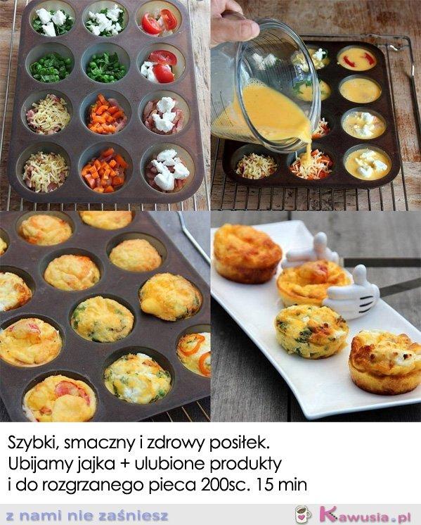 Szybki, smaczny i zdrowy posiłek