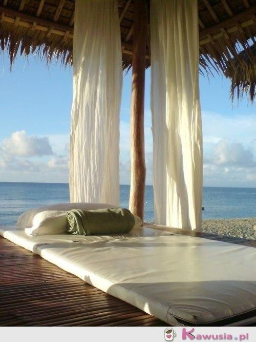 Idealne miejsce na odpoczynek