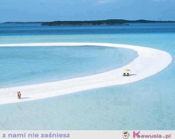 Piękne miejsce - Bahamy