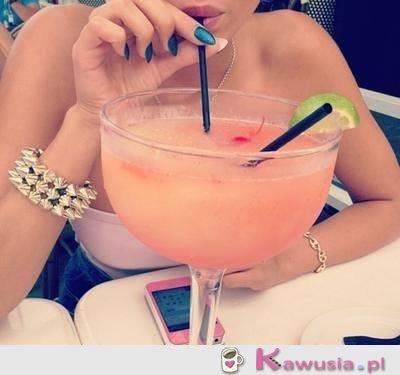 Drink to za mało