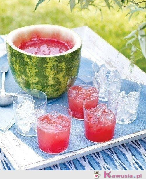 Arbuzowy napój