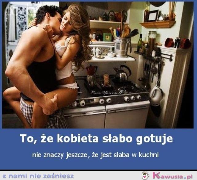 Słabo gotujesz??