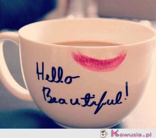 Cześć Piękna!