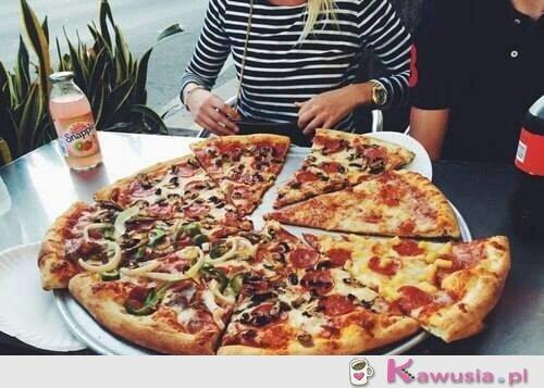 Niezła pizza
