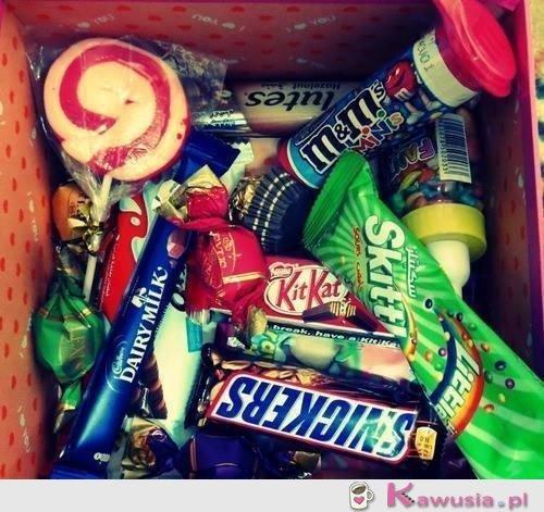 Koszyk słodkości
