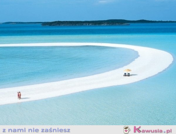 Wyspy Bahama raj na ziemi