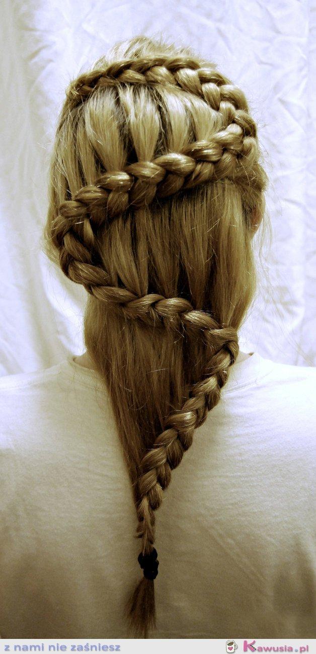 Piękna fryzurka <3