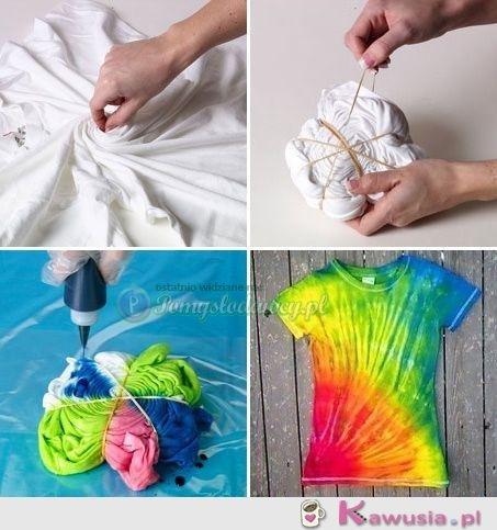 Koszulka na lato