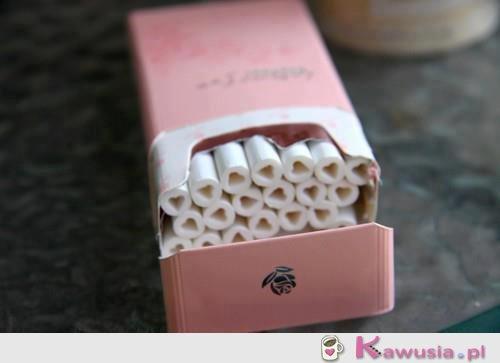 Kobiece papierosy :)