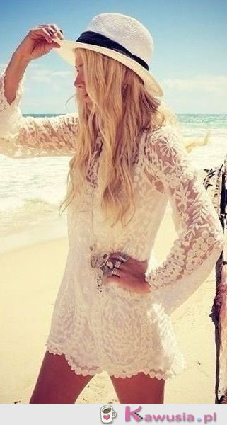 Idealna na plażę