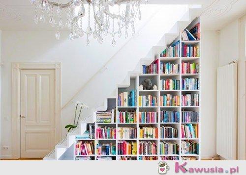 Pomysł na biblioteczkę