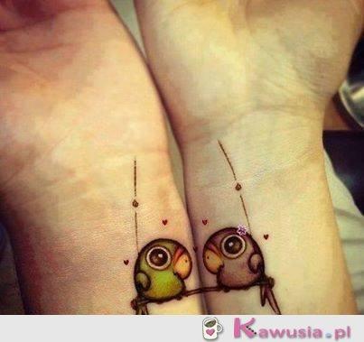 Cudowny tatuaż