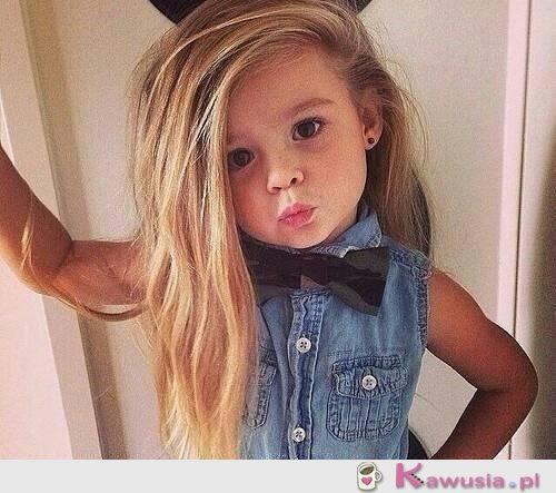 Mała modeleczka