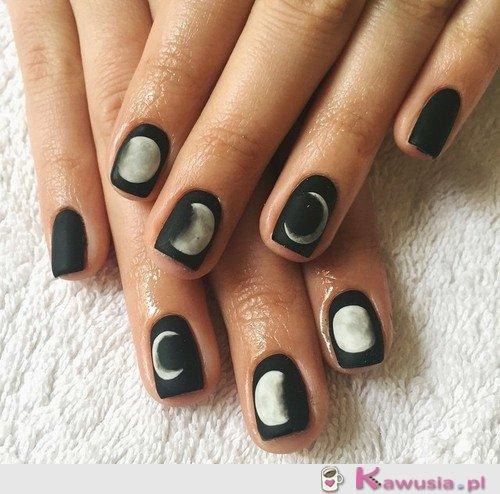 Księżycowe paznokcie