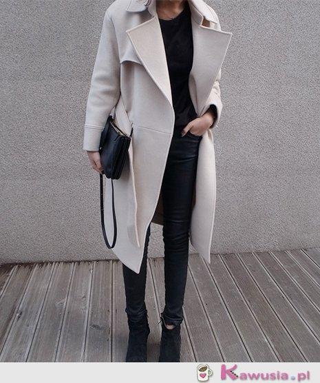 Świetny płaszcz