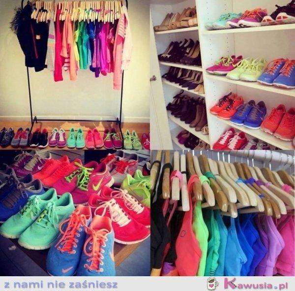 Sportowa garderoba