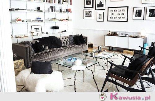 Świetny salon