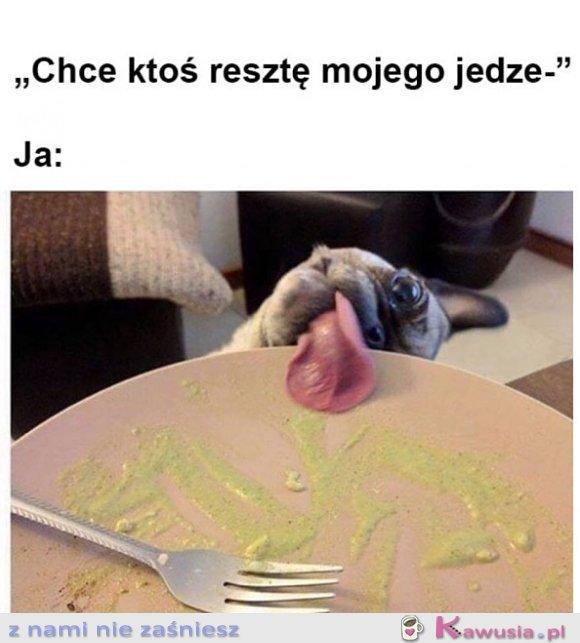 Zawsze jestem głodna