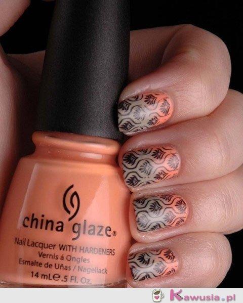 Przepiękne paznokcie