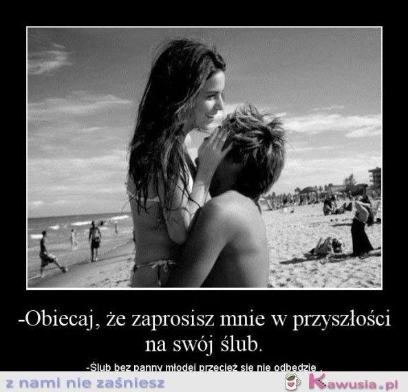 Obiecaj...