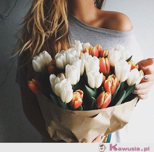Uwielbiam tulipany