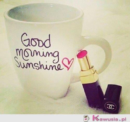 Dzień dobry Słońce
