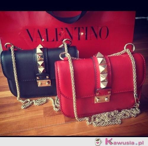 Cudne torebki od Valentino