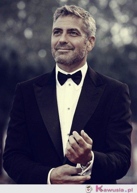 George Clooney mimo wieku bardzo seksowny