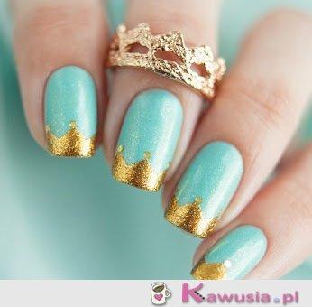 Paznokcie dla księżniczki