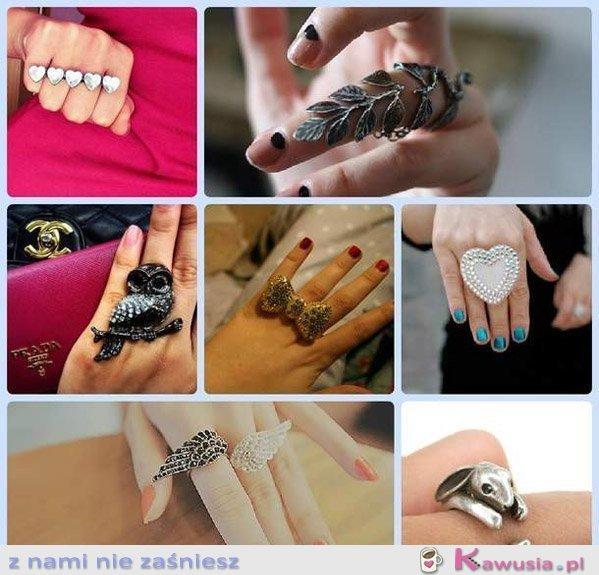 Super pierścionki