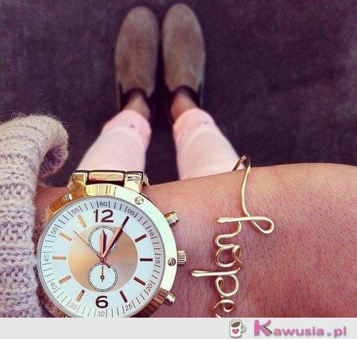 Cudowny zegarek!