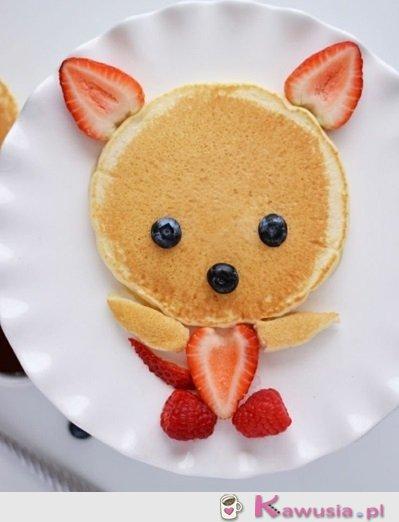 Słodkie śniadanie