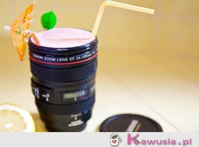 Kubek dla miłośników fotografii