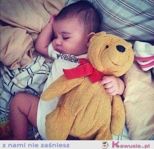 Słodko śpią